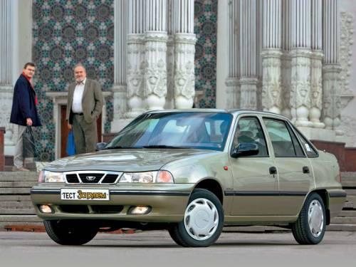 автомобиль daewoo nexia (дэу нексия)